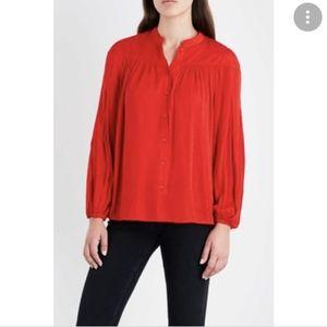 NWOT Maje Button down blouse size:3